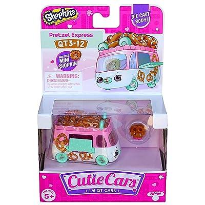 Cutie Car Pretzel Express Diecast QT3-12: Toys & Games