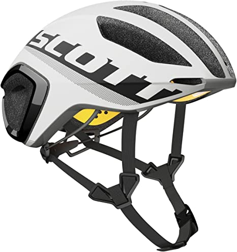 Scott Cadence Plus Triathlon 2019 - Casco para bicicleta, color ...