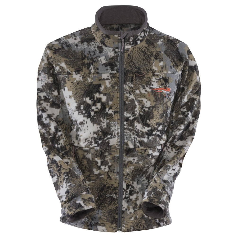 Sitka Youth Stratus Jacket, Optifade Elevated II, Youth Large by Sitka Gear