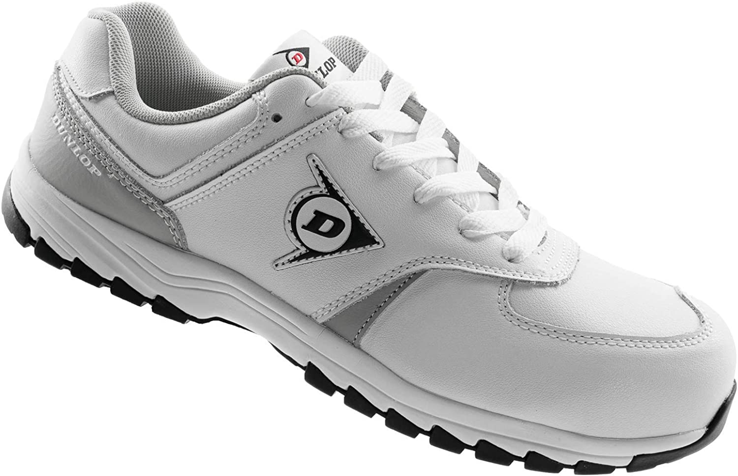 Dunlop White Safety Shoes S3 - Painter