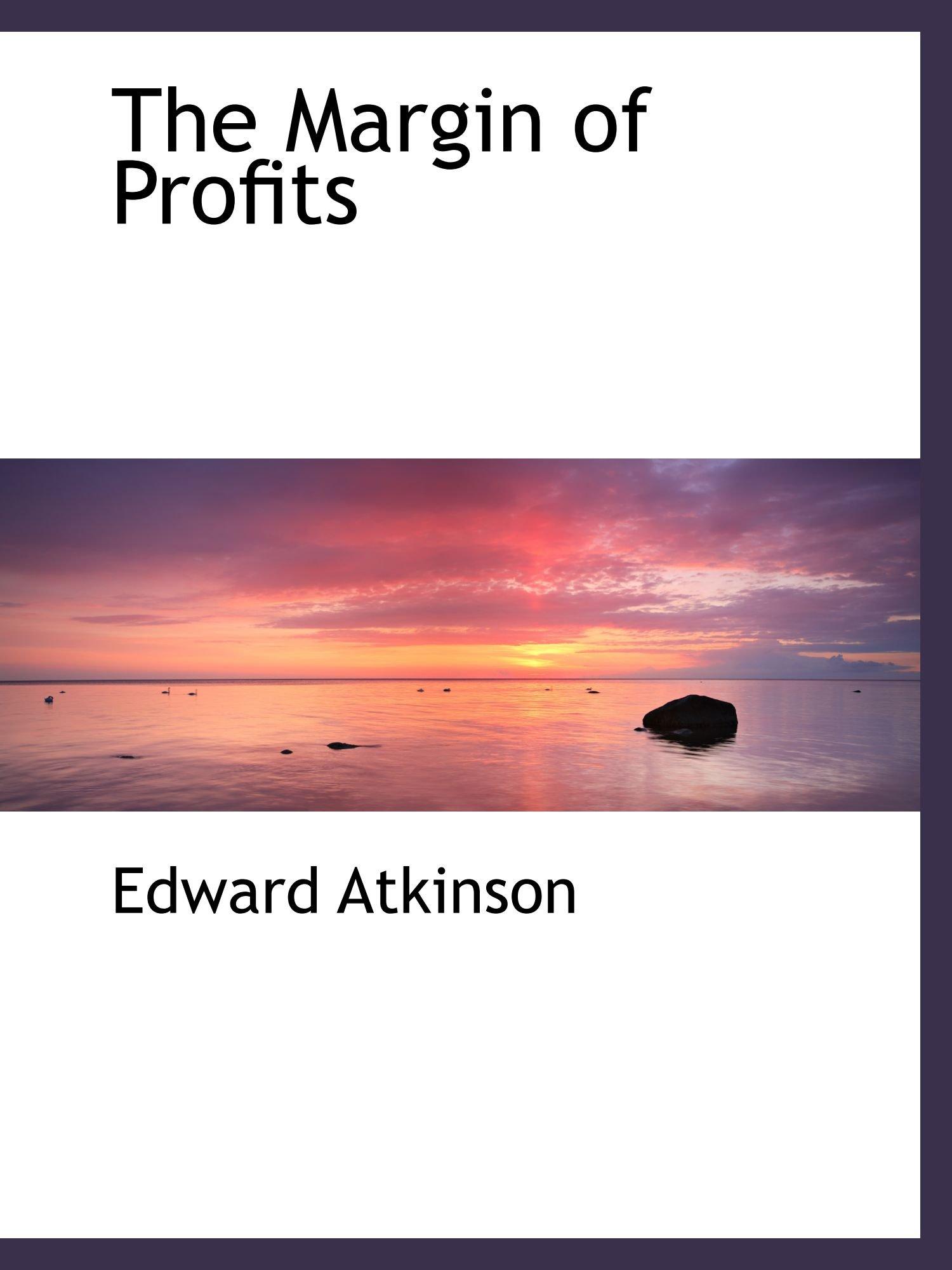 The Margin of Profits PDF ePub book