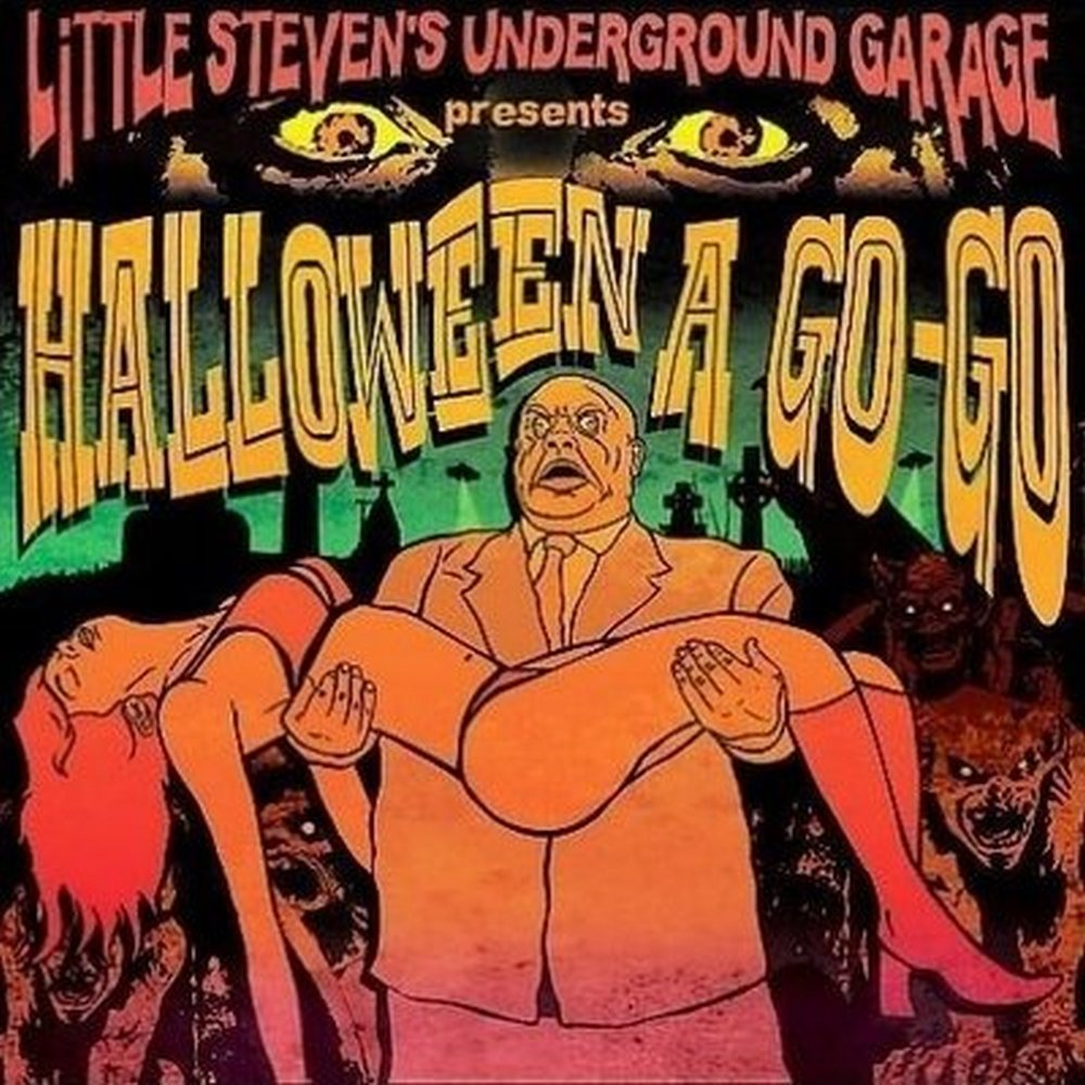 Halloween A Go-Go by WICKED COOL RECORDS