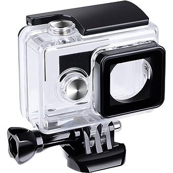 Amazon Com Tekcam Action Camera Waterproof Case