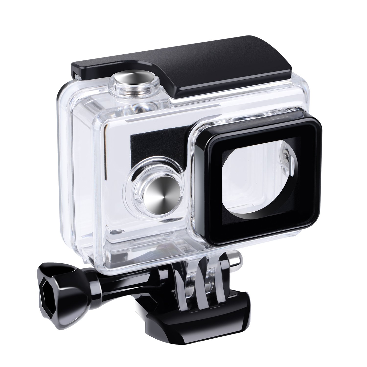 Suptig Waterproof Case Underwater Waterproof Protective Housing for Yi Action Camera Xiaoyi Yi Action Camera Xiaomi Yi Action Camera RSX-227