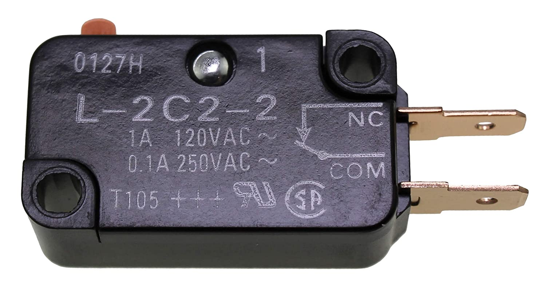 Panasonic E61785180AP - Microinterruptor para microondas ...