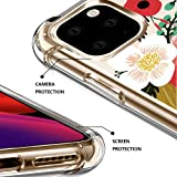 Floral for iPhone 11 Pro Case Flowers, iPhone 11
