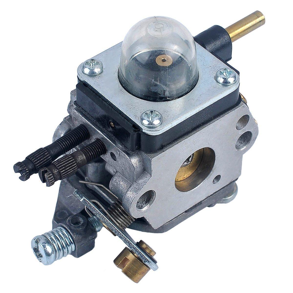 Hipa C1U-K54A Carburador y juntas de bujía, filtro para ...