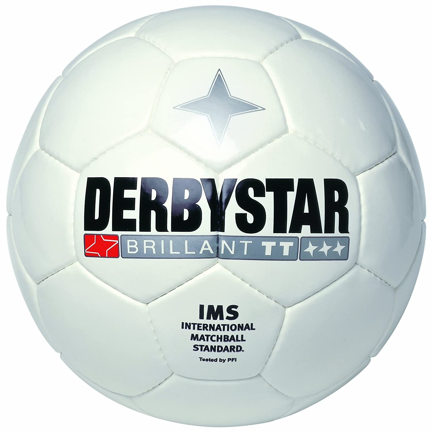 Amazon Com Derby Star Fussball Brillant Tt 4 Grosse Derby