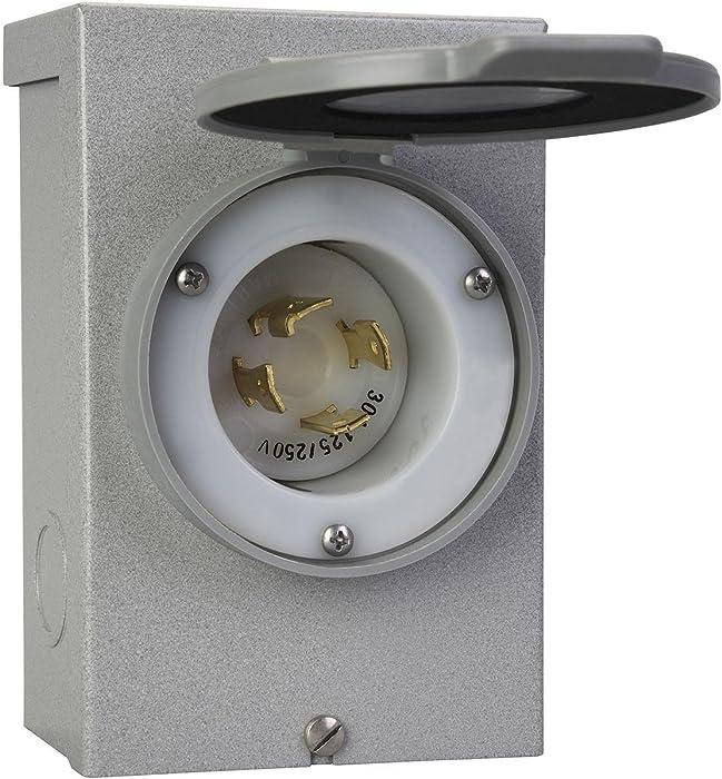 Top 6 Ge 8110 Interlock Kit