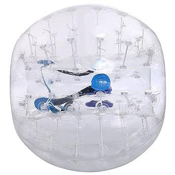 fanala Tpu pelota hinchable de parachoques burbujas llamador ...