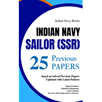 Solved Papers Indian Navy Sailor SSR Exam Senior Secondary Recruitment: Mocktime Publication