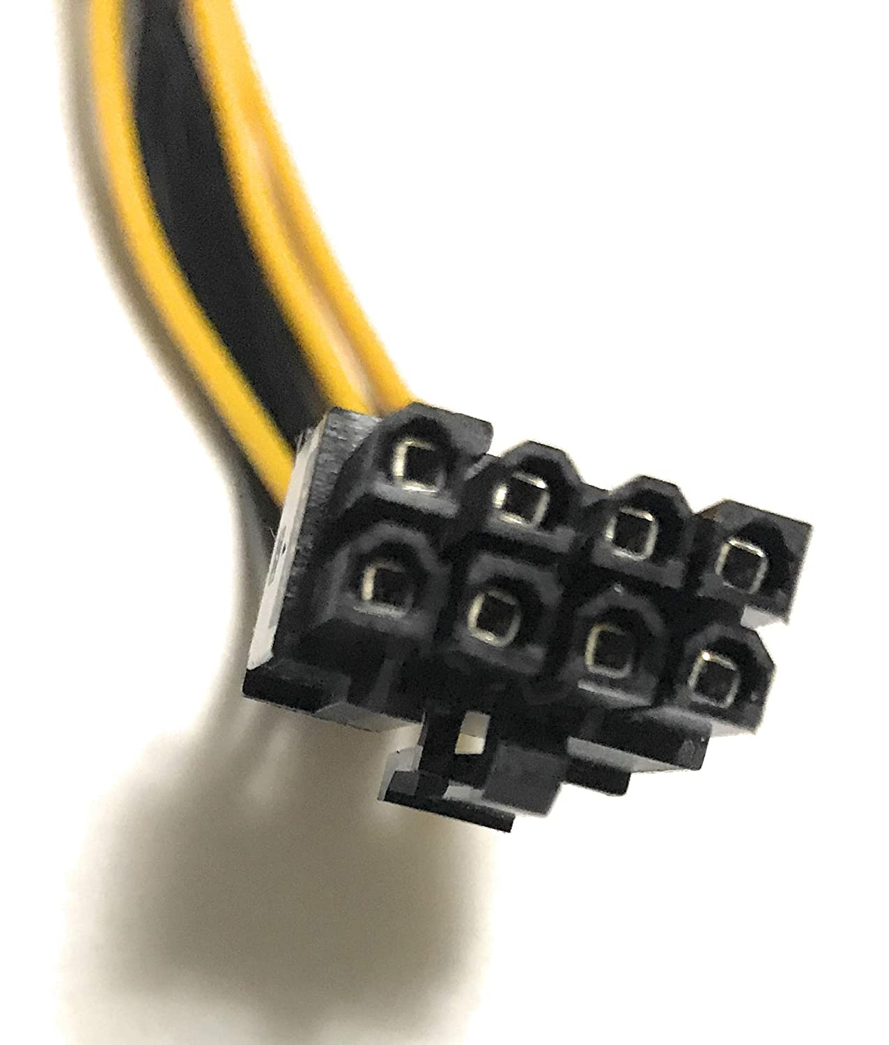 6+2 PCIe Power 6pin to 8pin adapter cable from Patton Power Essentials