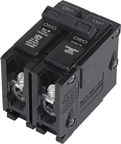 Connecticut Electric UBITB240C UL Classified Circuit Breaker, 2-Pole 40-Amp
