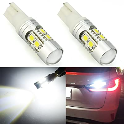 JDM ASTAR Super Bright AX-2835 Chipsets 912 921 White LED Bulbs For Backup Reverse Lights(Only used for backup reverse lights): Automotive