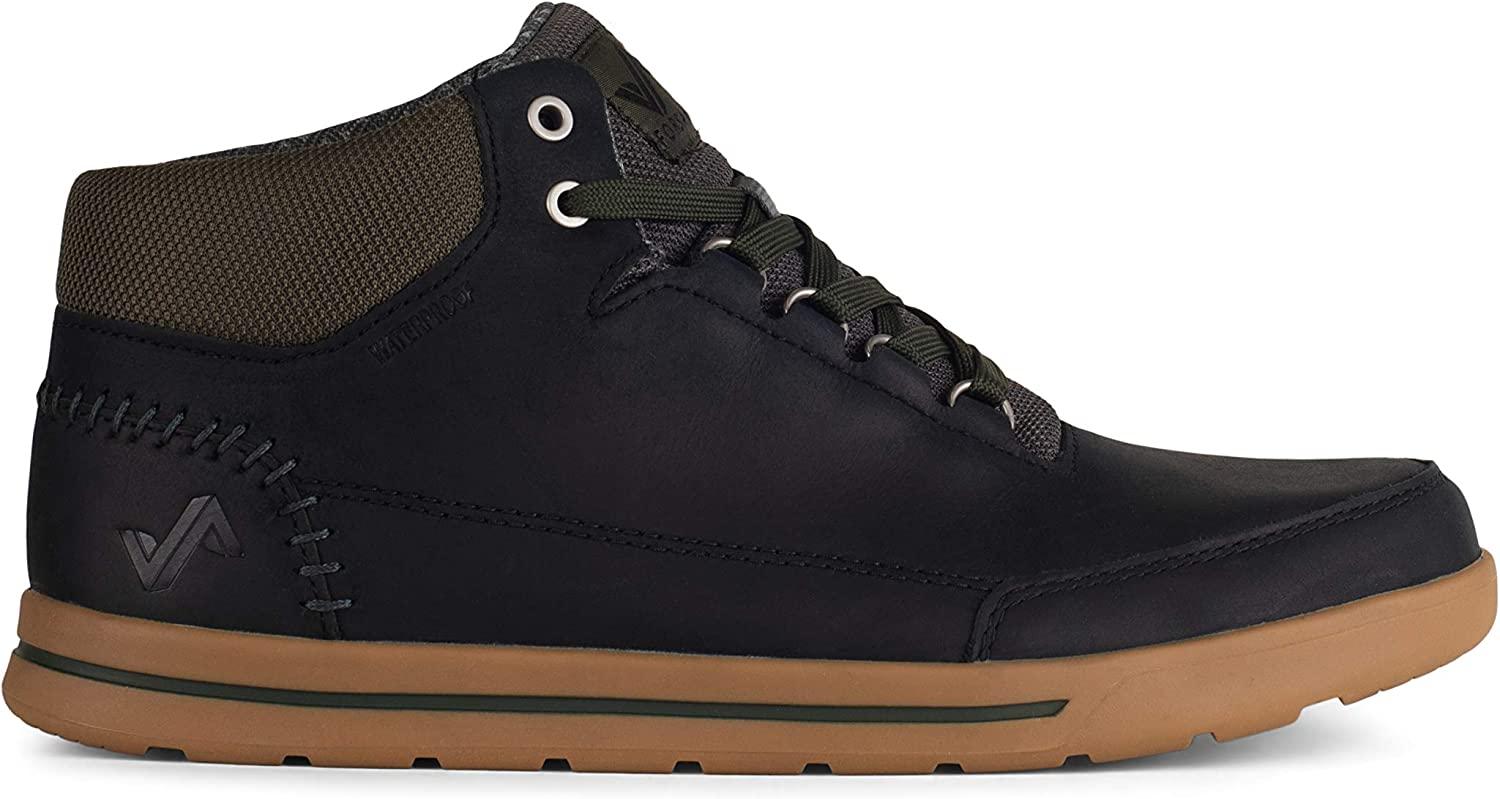 Image of Chukka Forsake Phil Mid - Men's Waterproof Leather Mid-Top