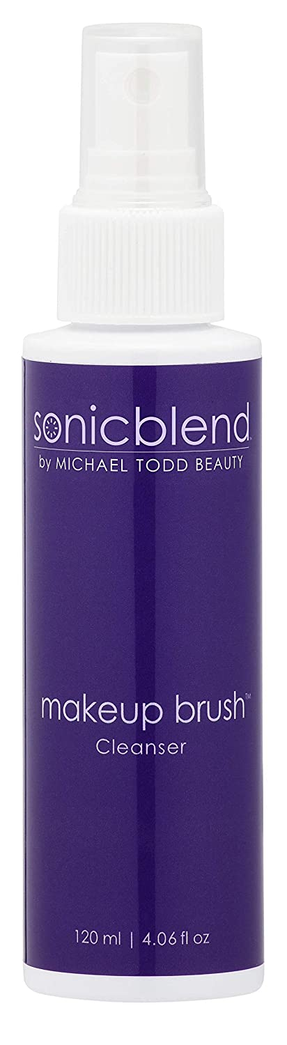 Michael Todd Sonicblend Makeup Brush Cleaner, 4.06 Fl Oz