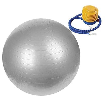 Shengyang ejercicio bola 65 cm 65 cm + bomba de pie, PVC gimnasio ...