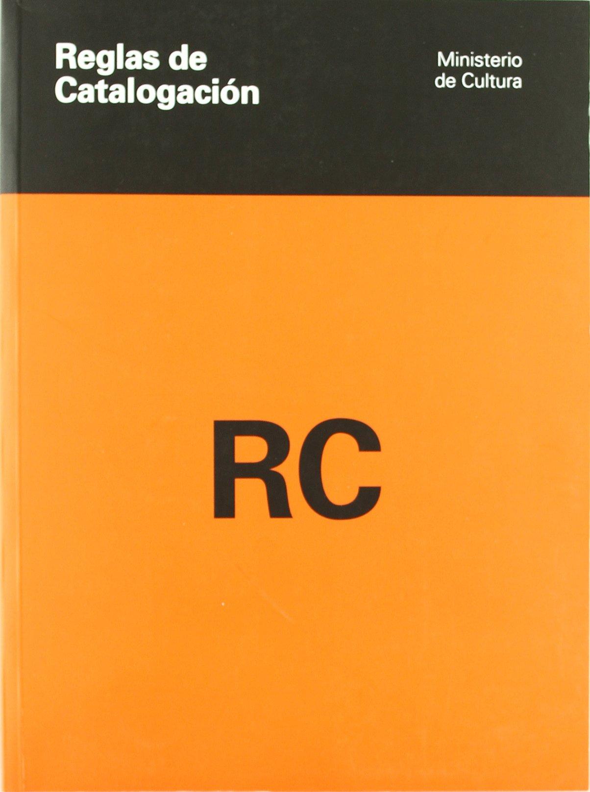 Resultado de imagen de reglas de catalogacion
