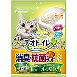 デオトイレ 1週間消臭・抗菌 飛び散らない消臭・抗菌サンド 2L