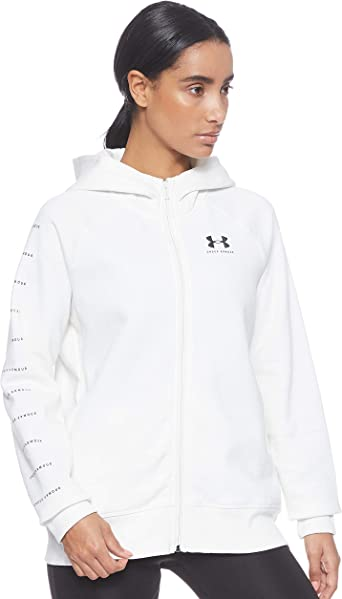 Under Armour Rival Fleece Sportstyle LC Sleeve Graphic Sudadera ...