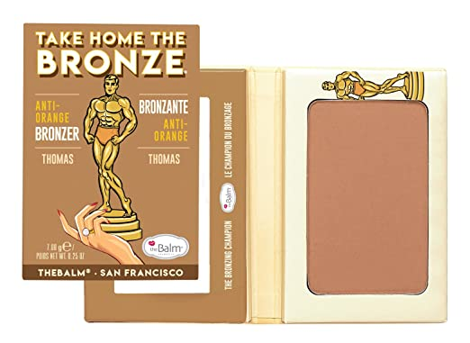 theBalm Cosmetics Take Home The Bronze ...