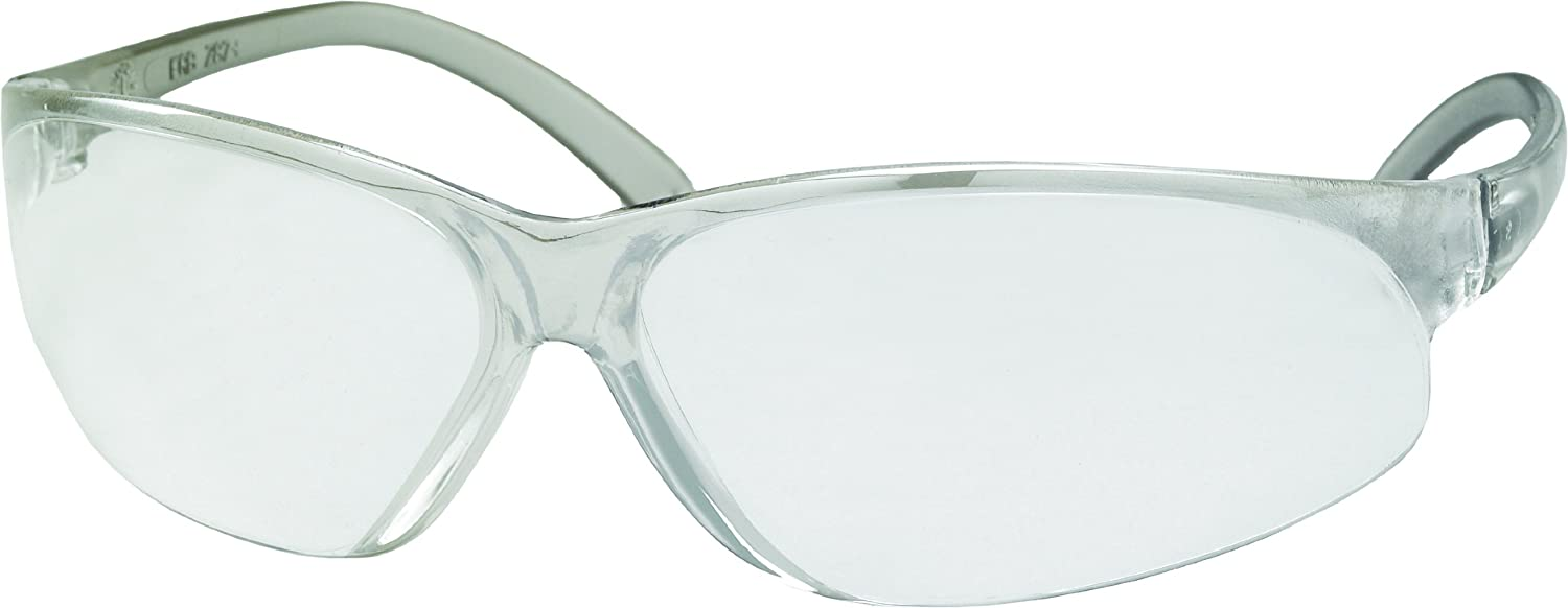 Clear Frame with Clear Anti-Fog Lens ERB 16515 Superbs Safety Glasses Protective Apparel & Gloves