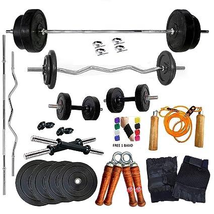 d8470074d666 Protoner Total Gym Kit Combo 20Kg Home Gym