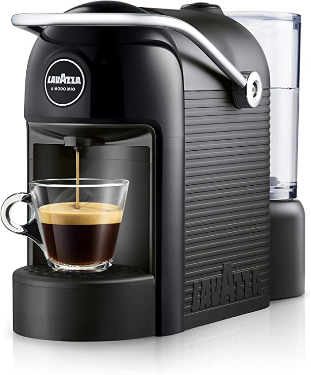 Lavazza a Modo Mio, cafetera Jolie, 10 bar, para cápsulas Lavazza A Modo Mio, color negro: Amazon.es: Hogar