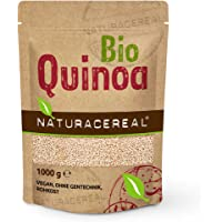 NATURACEREAL bio quinoa Color Blanco, 1er Pack (1 x