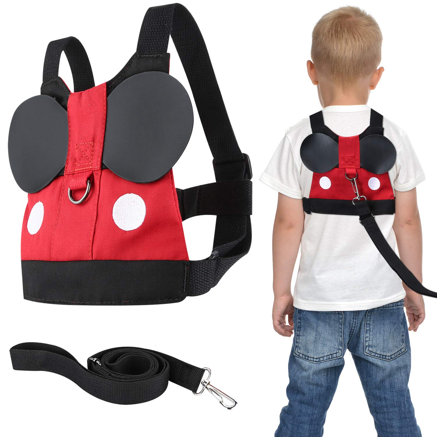Top 13 Best Child Leash, Backpacks, Straps, Harness (2020 Reviews & Buying Guide) 3