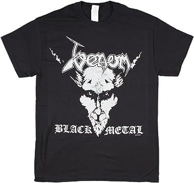 NEW /& OFFICIAL Venom /'Black Metal/' T-Shirt