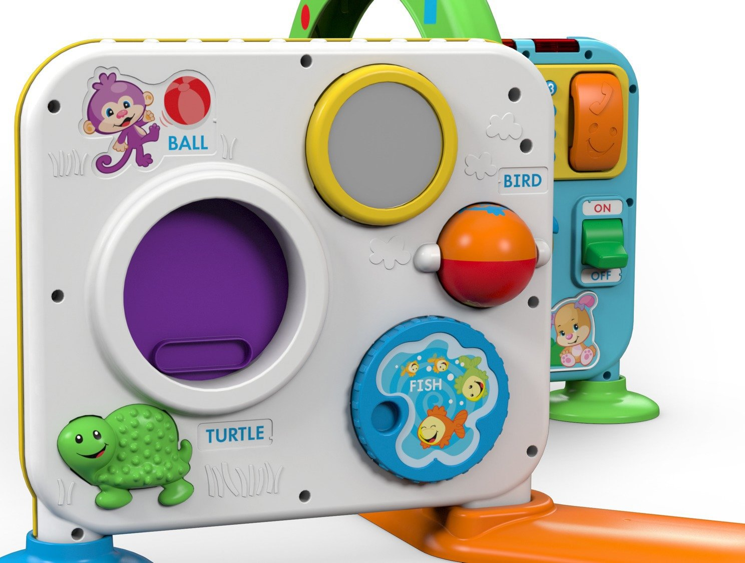 Fisher-Price Laugh & Learn Crawl-Around Learning Center by Fisher-Price (Image #31)