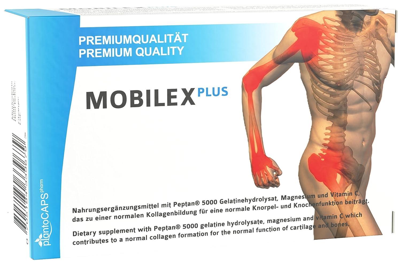 Plantocaps Mobilex Plus Gelenkkapseln Amazon Drogerie