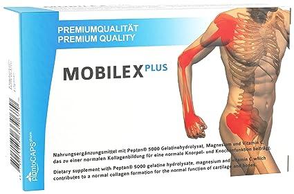 plantoCAPS Mobilex Plus Cápsulas para Mejorar la Movilidad - 60 Cápsulas