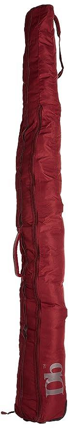 Douchebag Slim Jim Crimson Red Ski Bag 28 x 21 x 21 cm 75 Litre 134 ... 23684cc925