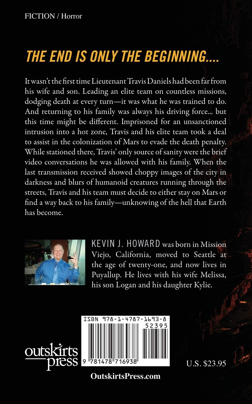 Read The Beginning Precipice 1 By Kevin J Howard
