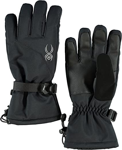 bc5b229beb Amazon.com  Spyder Women s Essential Ski Gloves  Sports   Outdoors