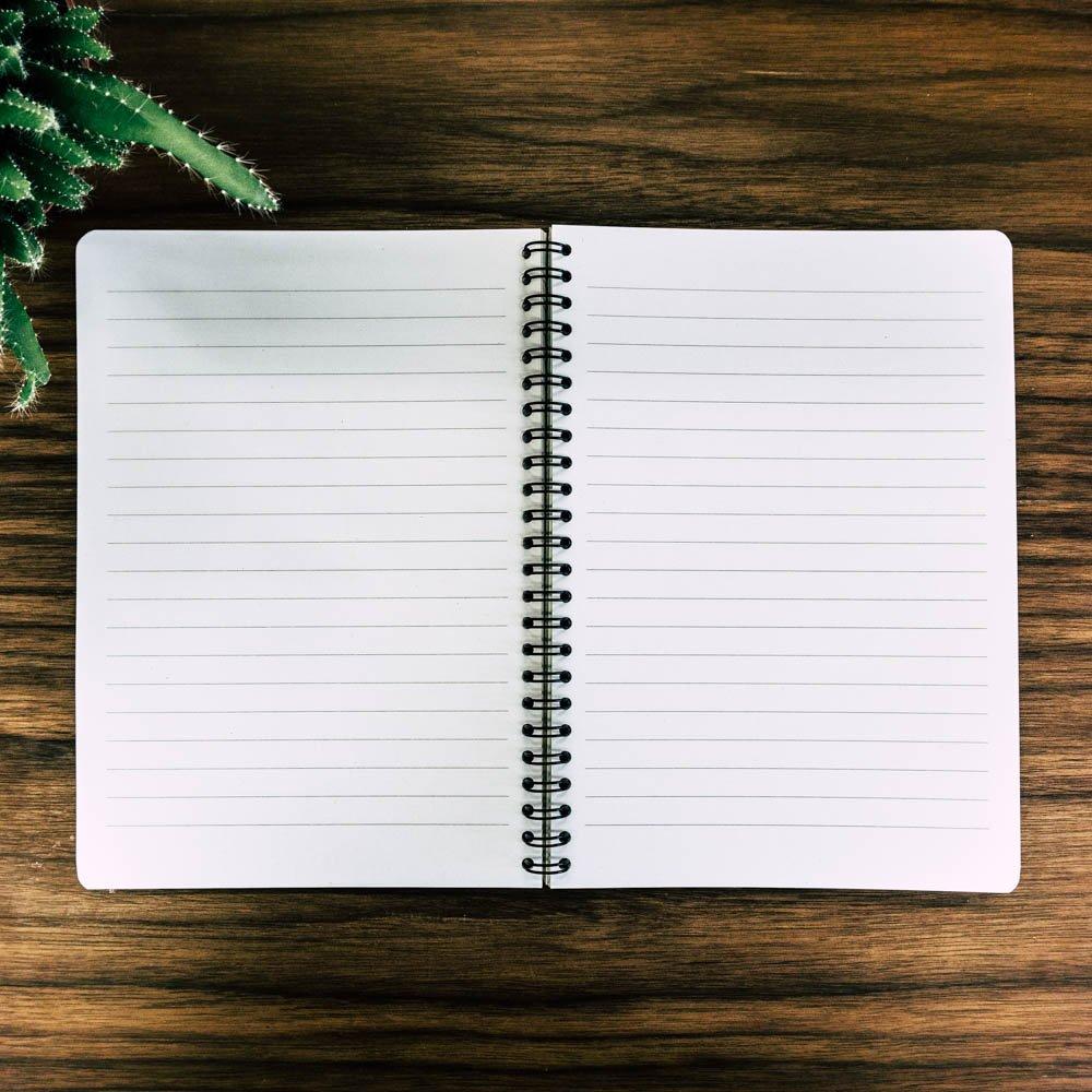 WoodBook Einlagen Notizbuch Einlagen Notizheft punktiert