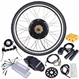 "ReaseJoy 48V 1000W 26"" Rear Wheel Electric Bicycle Motor Conversion Kit E-Bike Cycling Hub"