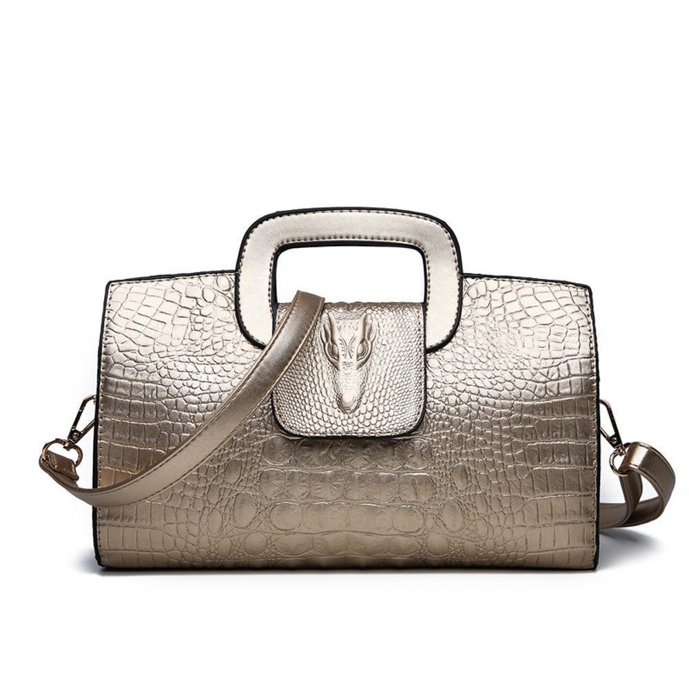 Penao Mode-Schlange Prägung einzelner einzelner einzelner Umhängetasche Pu, lässige Damenhandtasche, Größe 29cmx5cmx18cm B07D6QV7N2 Umhngetaschen Überlegene Qualität 06a559