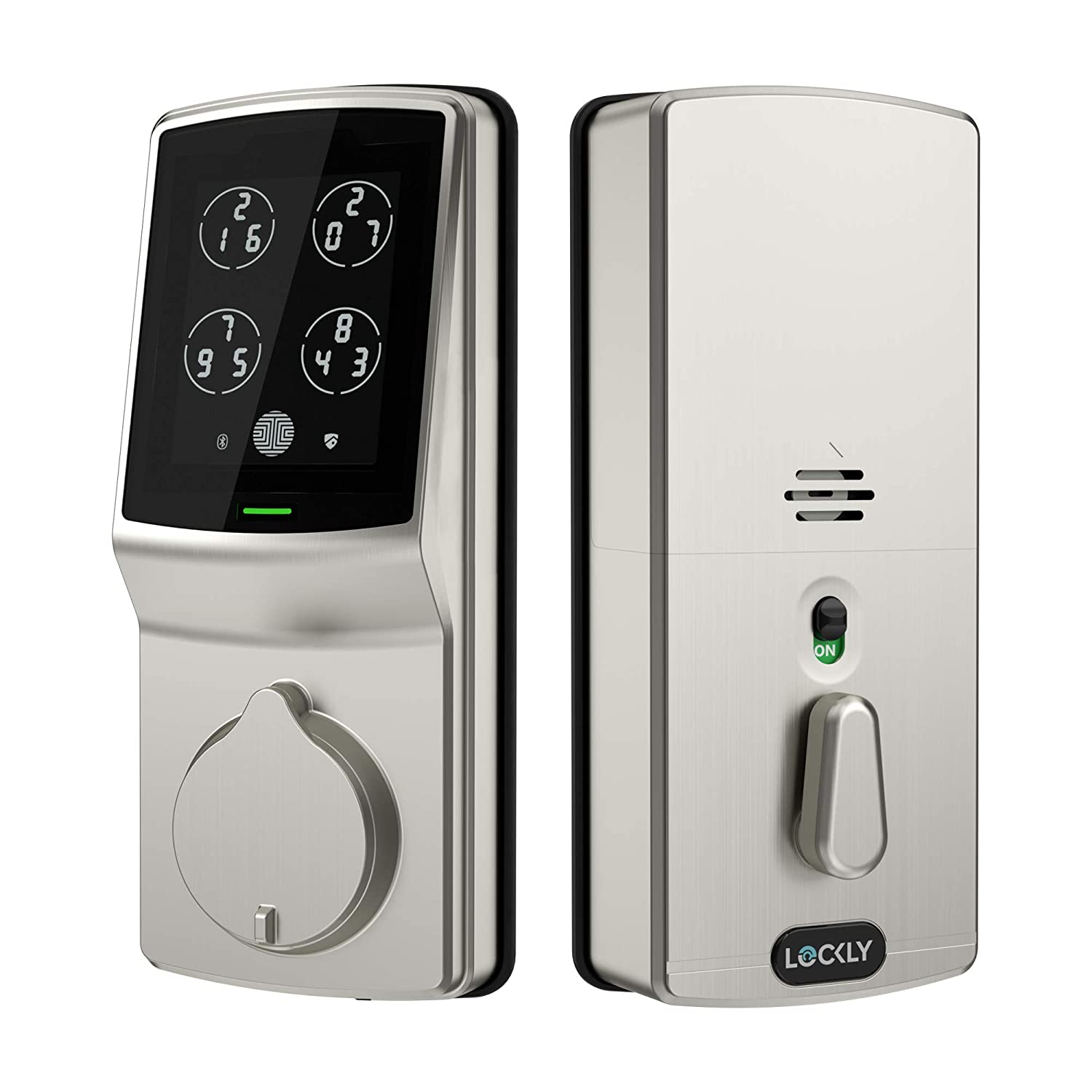 PIN Genie Bluetooth Keyless Entry Smart Door Lock (PGD 728)