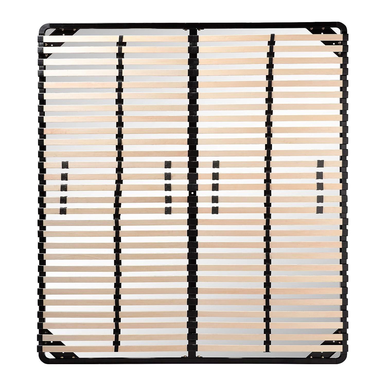 i-flair® Lattenrost 140x200 cm, Lattenrahmen für alle Matratzen ...