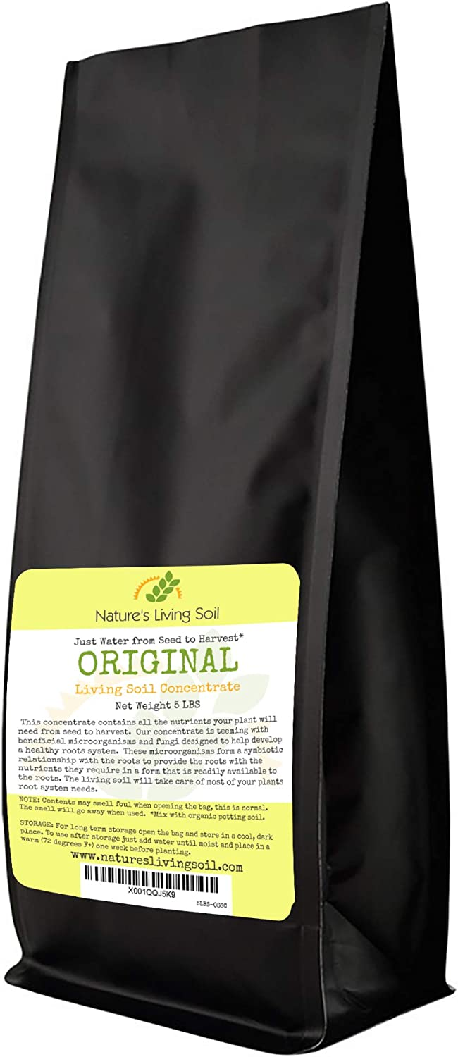 Nature's Living Soils, Super Soil Organic Concentrate