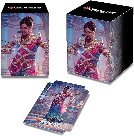 Magic: The Gathering Commander 2018 Saheeli, The Gifted PRO-100+ ...