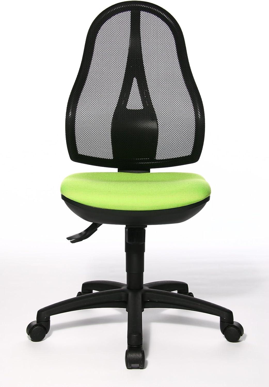 Topstar OP200G26 Open Point SY Chaise de Bureau Bleu 48 x 48 x 111 cm