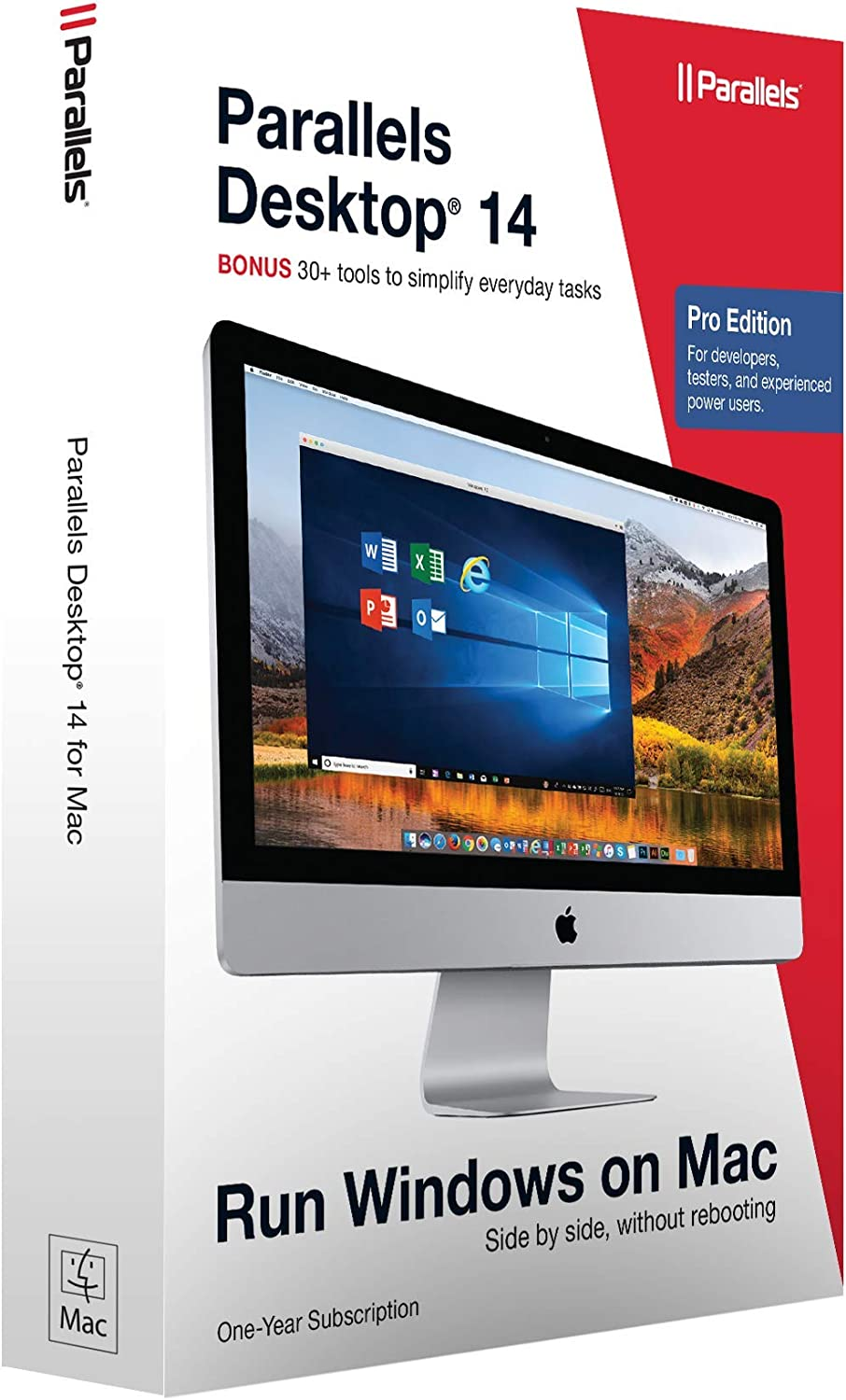 Parallels Software Parallels Desktop 14 Pro Edition