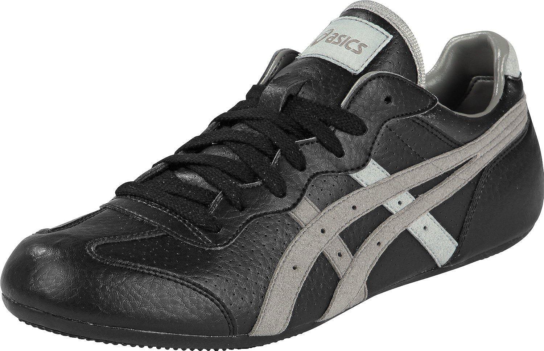 Café más lejos Iniciar sesión  Asics Tiger Whizzer Lo Perf Shoes Black Size: 5.5 UK: Amazon.co.uk: Shoes &  Bags