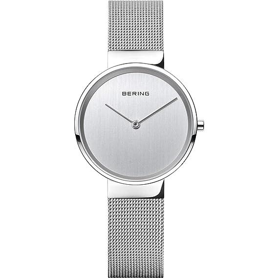 Bering Classic Reloj de Mujer Cuarzo 31mm Correa y Caja de Acero 14531-000