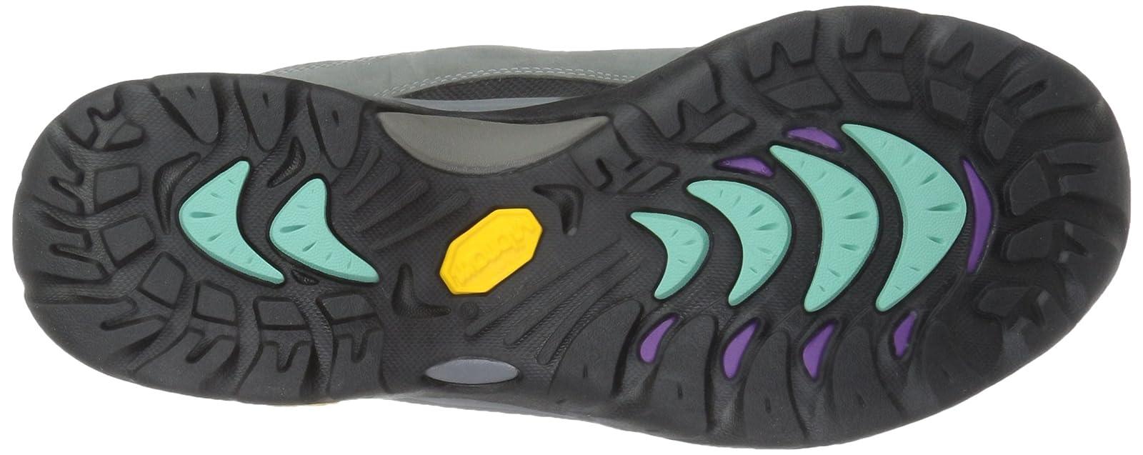 Ahnu Women's Montara II Hiking Shoe Black 6 B(M) US - 3
