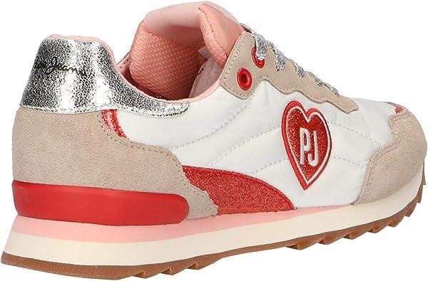 Pepe Jeans Chaussures de Sport pour Femme et Fille PGS30388
